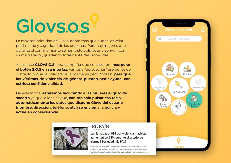 Campaña contra la violencia de género durante el coronavirus